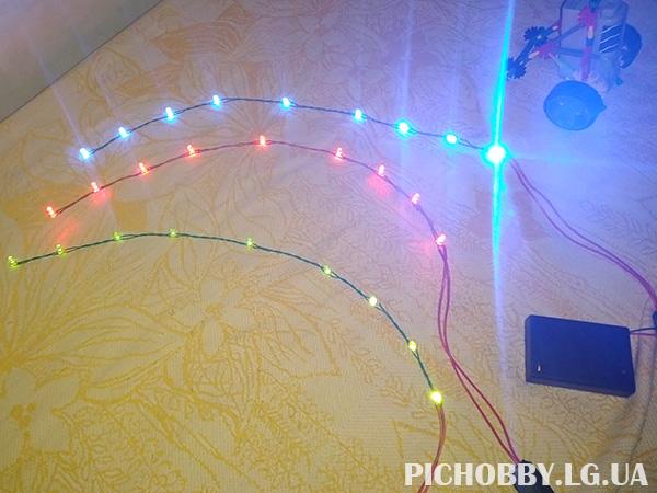 Стабилизатор тока и светодиоды фото