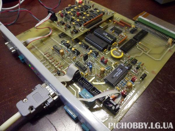 Процессорный модуль CPU 166P